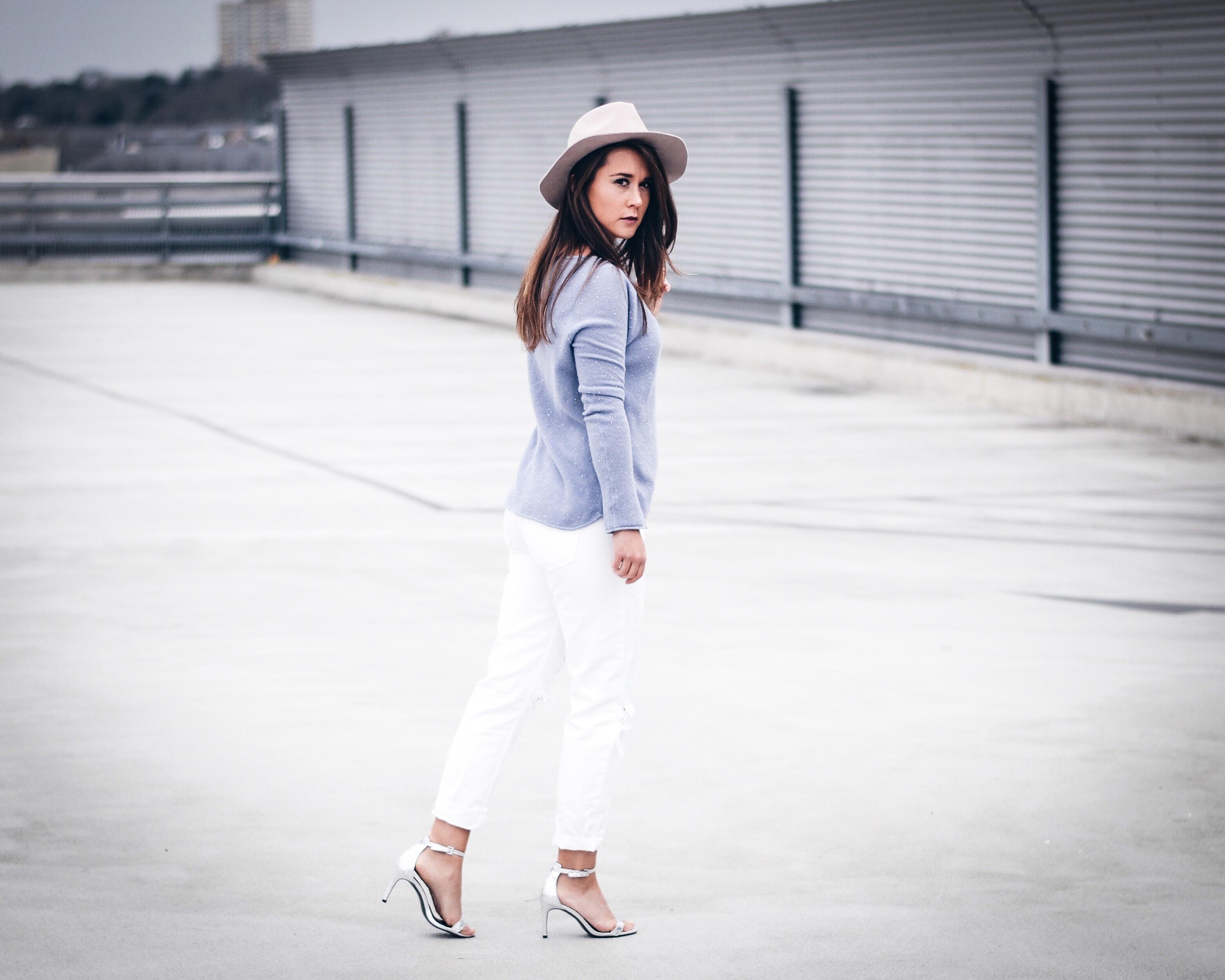 allthatchoices - weiße Jeans