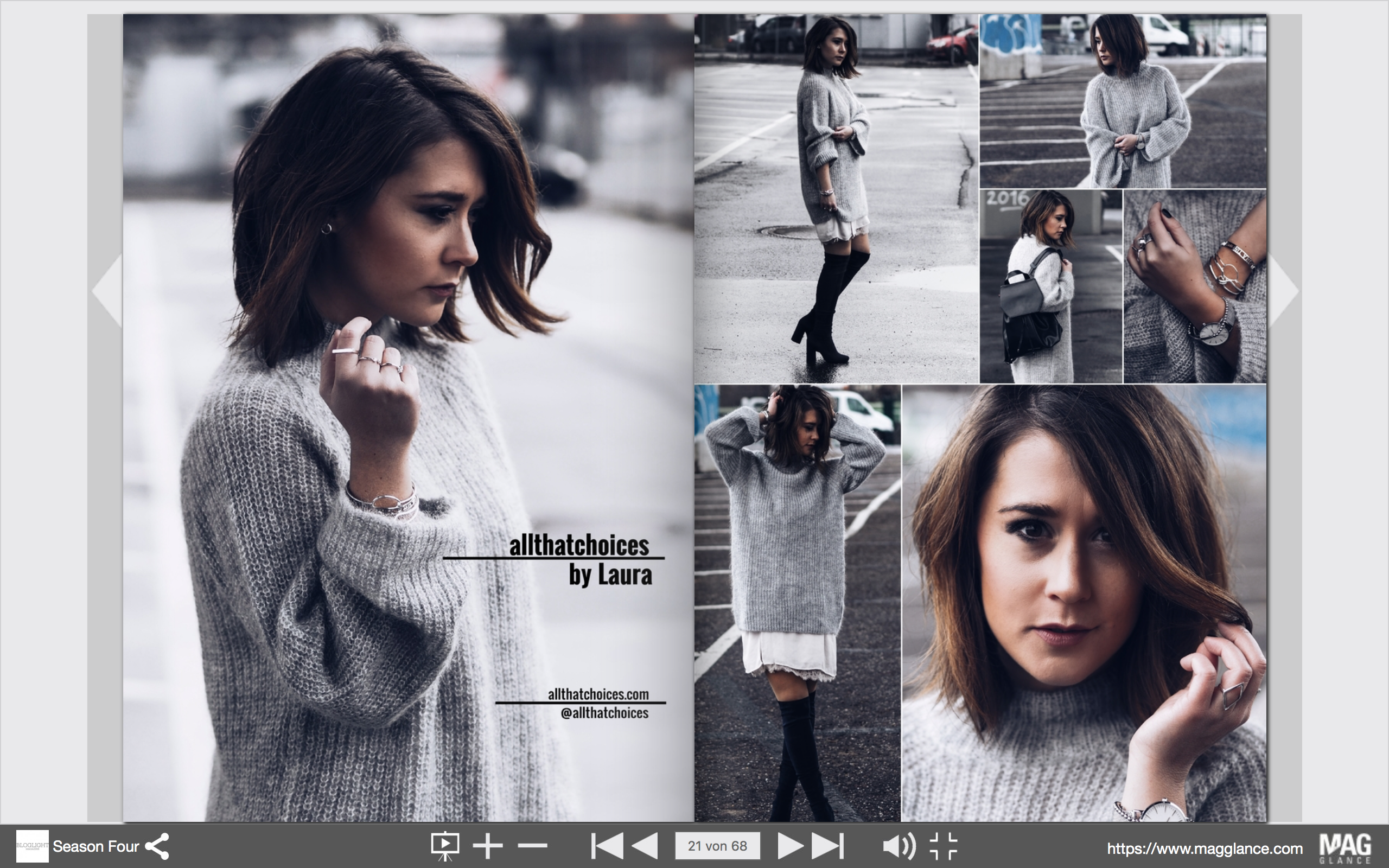 Allthatchoices by Laura Fashionblog Mainz bloglight magazin fashionblogger blog