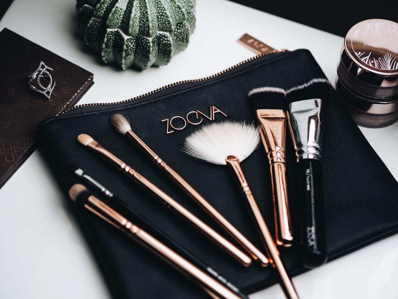 Daily Make-Up – Zoeva Pinselguide