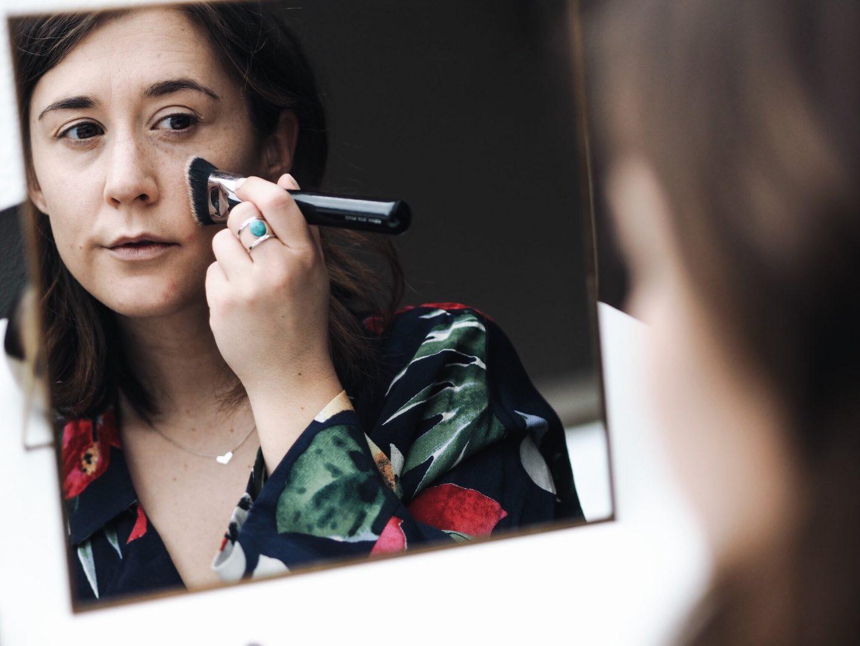 allthatchoices by laura fashionblog mainz zoeva daily make up welcher pinsel für was rosegold