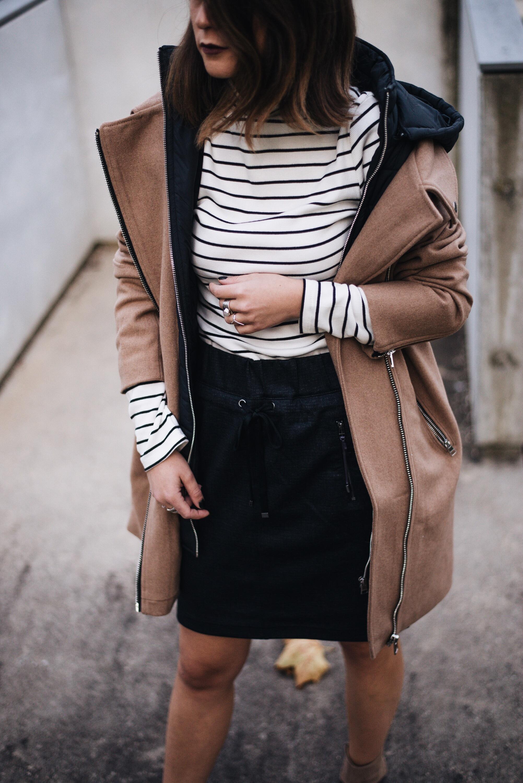 allthatchoices by laura fashionblog mainz frankfurt street one herbstlook outfit ringel streifen