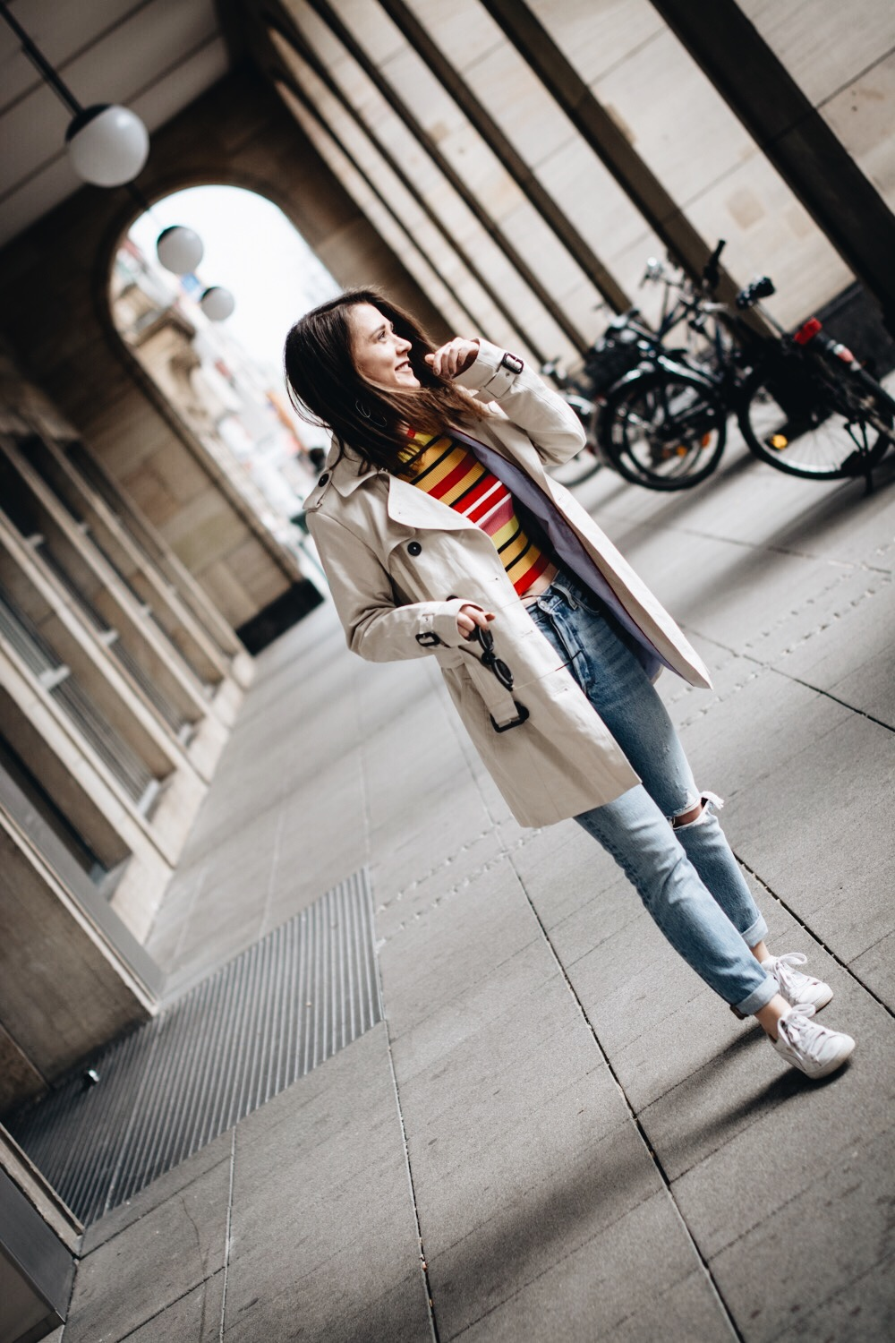 allthatchoices by laura fashionblog mainz fashionblogger modeblogger blog street one trenchcoat